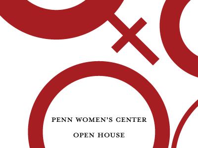 Penn Women's Center flyer