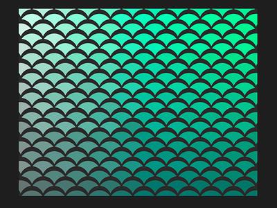 Mermaid fishscales fish pattern mermaids gradient disney ariel sketch vector design illustrator illustration mermaid