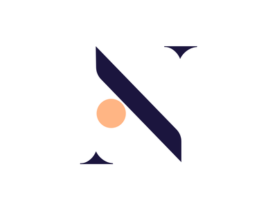 Typography Design for letter N illustration vector branding icon logo design logodesign dailylogochallenge new figma sketch illustrator typography design typographic typography logo typography art typography