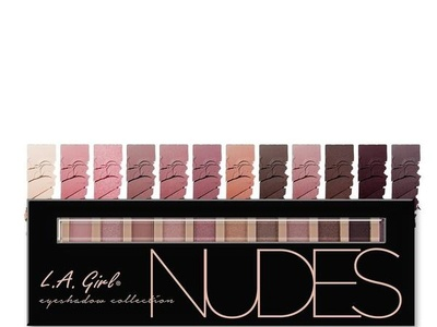 La Girl Beauty Brick Eye Shadow Palette