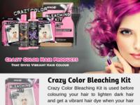 Crazy Color Semi Permanent Hair Dye