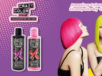 Amazing Colour Retaining Shampoos By Crazy Colour