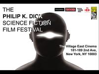 The Philip K. Dick Film Festival Poster