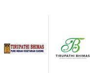 Tirupathi Bhimas New Logo