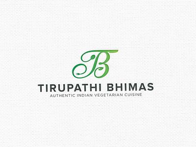 Tirupathi Bhimas New Logo color vector logos branding logoshape illustration design logo illustrator icon