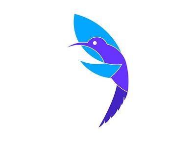 Sapphirewing vector flat logos logoshape branding illustration design logo icon illustrator