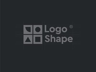 Logoshape New Logo minimal logos flat logoshape branding illustration design logo icon illustrator