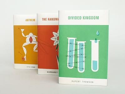Dystopian Novel Covers illustration design book cover dystopian