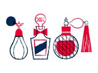 Perfume Illos/Icons