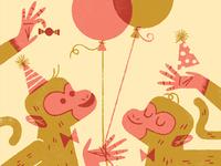 It's Friday, Monkeys.