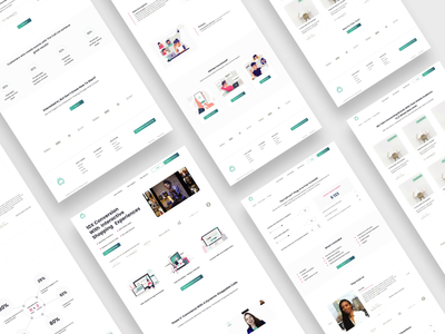 The Call List - Shopify App animation typography web minimal figma webdesign ux ui illustraion shopify landing page ecommerce app ecommerce app sturtup minimalist video