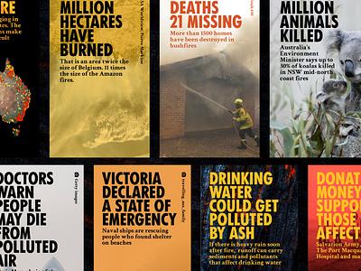 Australian fires infographics graphics australian bushfires fires instagram story