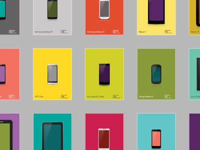 Android device library