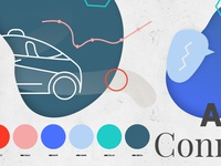 Colour Study for cars