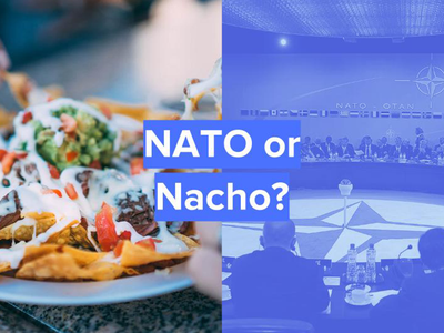 NATO or Nacho cui speech recognition natural language understanding nlu