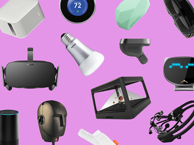 The objects of IoT products things smart objects collage iot