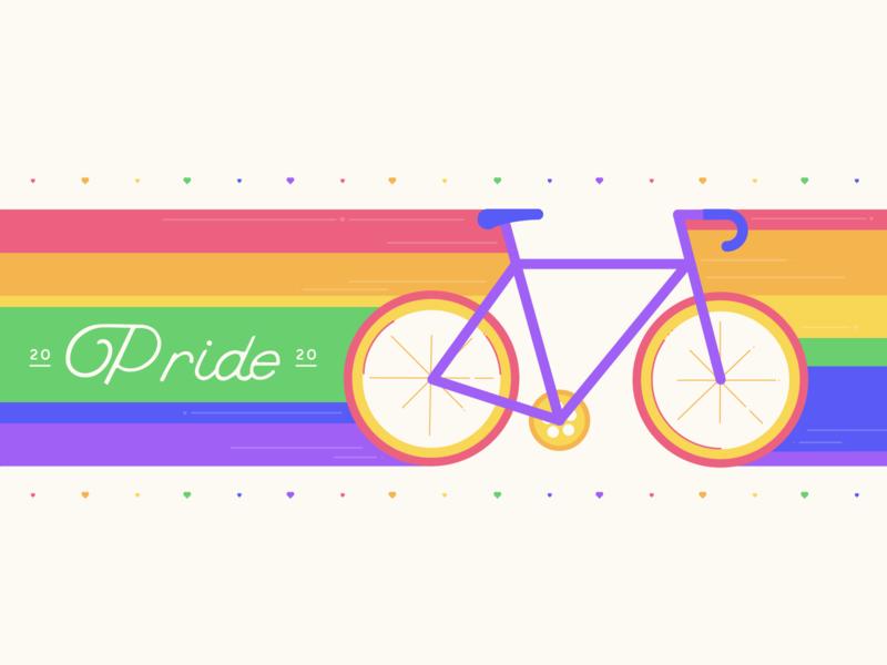 Pride Month 2020 vector illustration illustrator pride pride month pride 2020