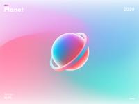 Plant sphere browser colour plant icon