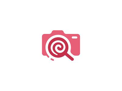 SweetPics photography photo logo sweet candy camera pics