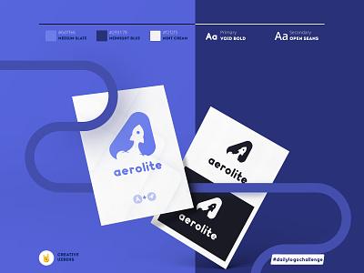 Logo Challenge   🚀Rocketship Logo dailylogochallenge branding typography logo alphabet rocket logoconcept logochallenge logo a day logo