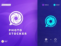 Photo Stocker |  Branding Concept