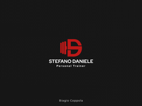 Logo Design - Stefano Daniele Personal Trainer
