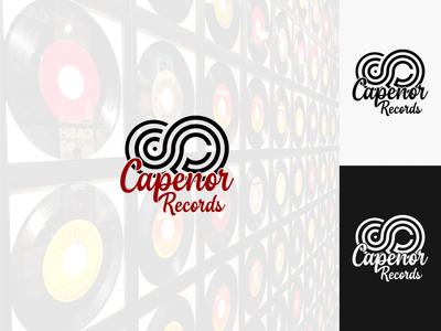 Logo Design - Capenor Records