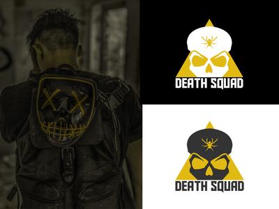 Logo Design - Death Squad