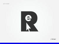 """Concept of logotype for """"RetailEngine""""  More soon!"""