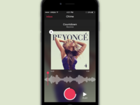 Music Snippet App