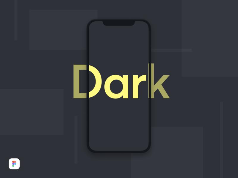 iPhone X Dark Mockup - Figma Download minimal simple dark gummy clay mockup iphone x mockup download figma free iphone x