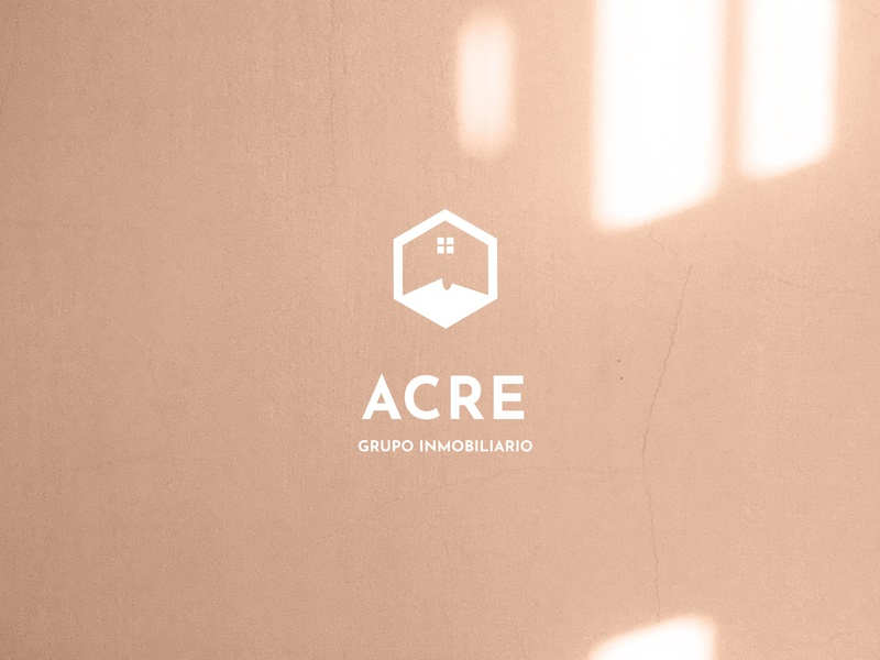 ACRE Real Estate | Logotype design logo logotype logo design branding brand design