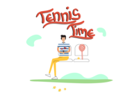 Tennis Time Chill