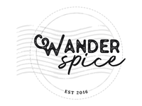 Wanderspice Logo Concept