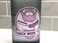 Marqeta Hack Week Sticker