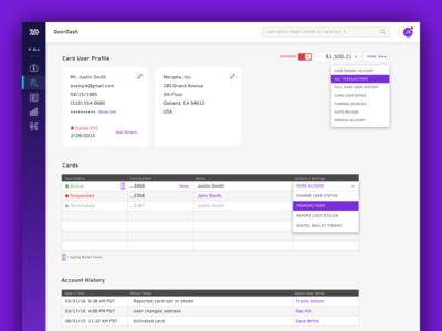 Customer Details Redesign