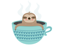 Steaming Sloth