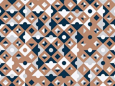 Parity repeating illustration geometry geometric vector digital art pattern design pattern generative estampa