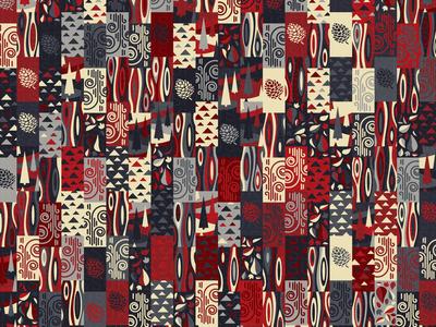 'WarmWilderness' Pattern