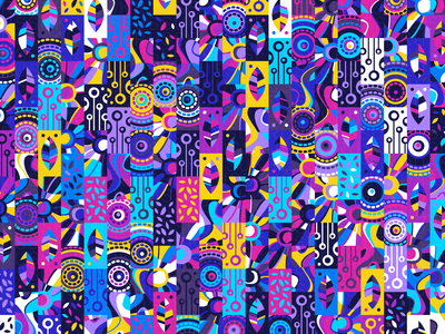 'ExoticBloom' Pattern