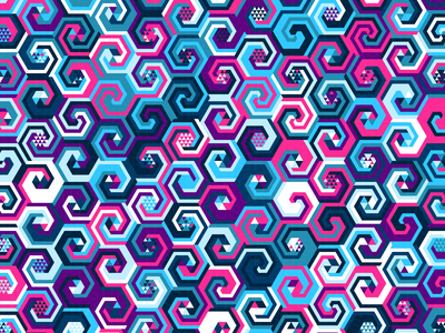 'Hypergon' Pattern