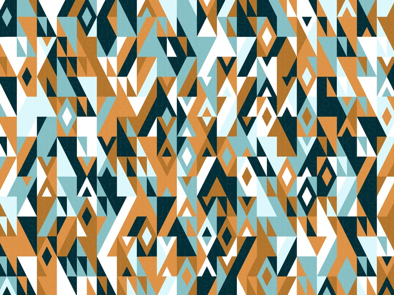 'Apex' Pattern mountain diamond traingle illustration repeating vector digital art pattern design pattern geometry geometric generative estampa