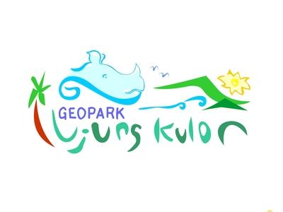 Logo Geopark Ujungkulon