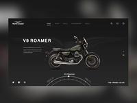 motorcycle-MOTO GUZZI