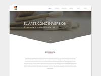 Arte Clave Website