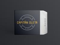 Capitán Oleta Logo