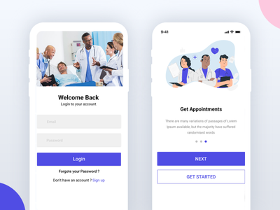 Doctor Appointment Apps