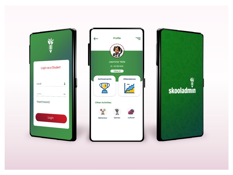 skooladmin mobileapp