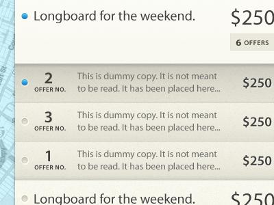 Listing lists web web design