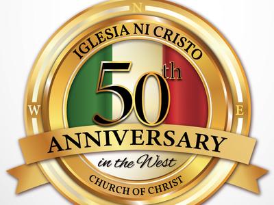 50th Anniversary (IGLESIA NI CRISTO)